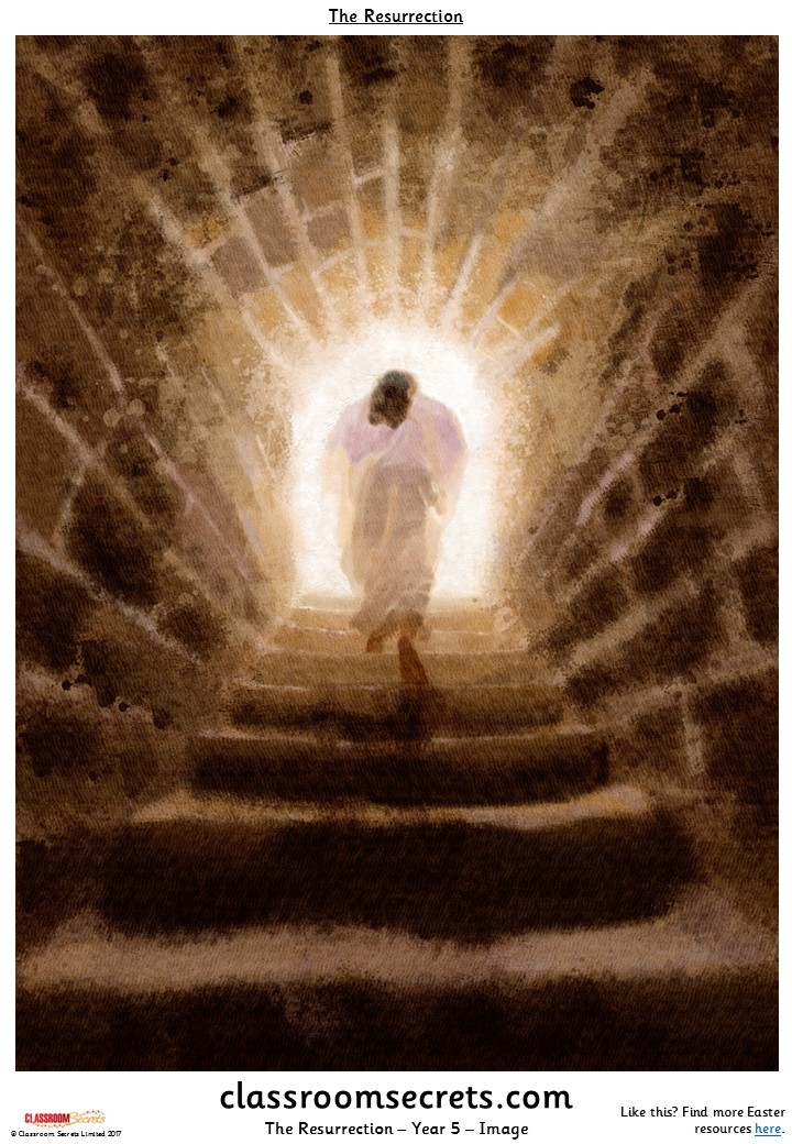 The Resurrection (Year 5) Non-Text Guided Reading Pack