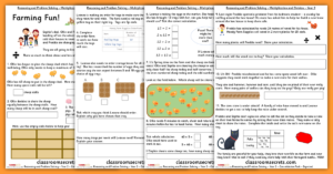 Year 2 Multiplication and Division Consolidation Pack