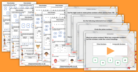 Mixed Age Year 5 and 6 Algebra Step 1 Free Resource Pack