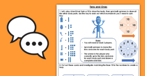 Tens and Ones Discussion Problems