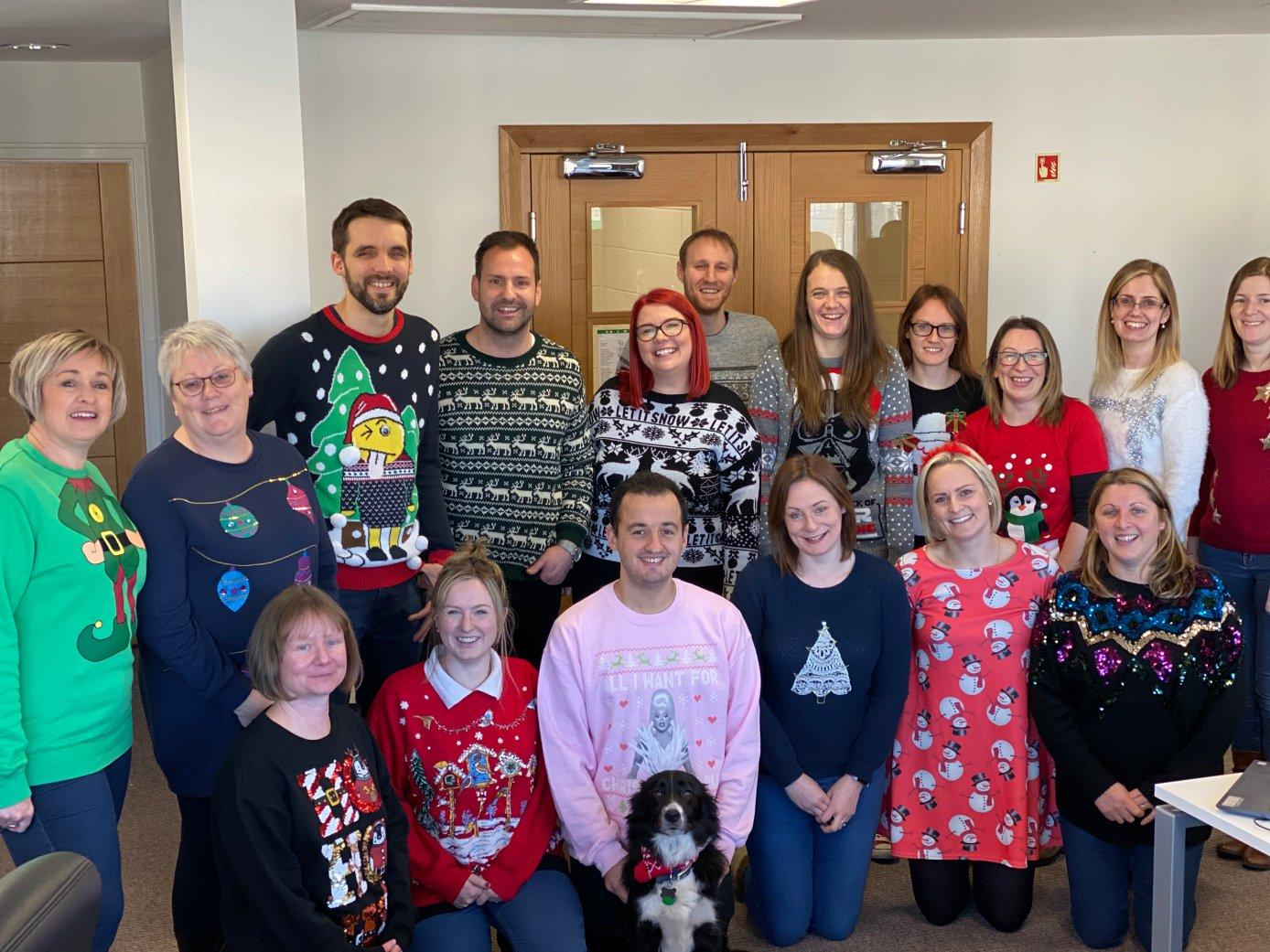 Christmas Jumper Day 2019 – how sustainable is yours?
