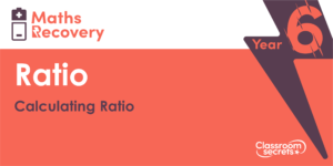 Calculating Ratio Maths Recovery